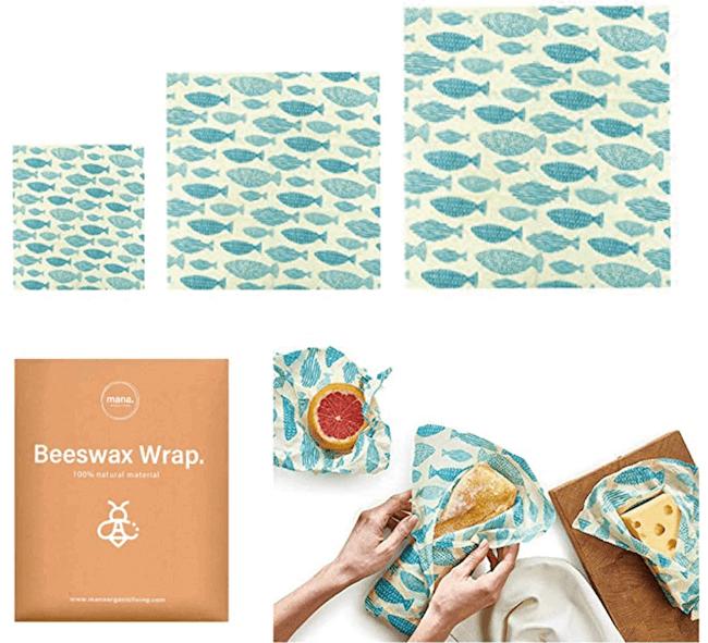 『Beeswax Food Wrap』