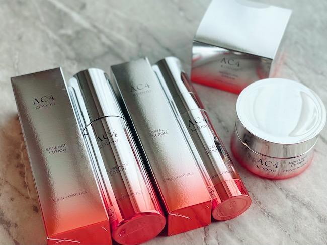新「シーボン AC」シリーズ:化粧水・美容液・クリーム