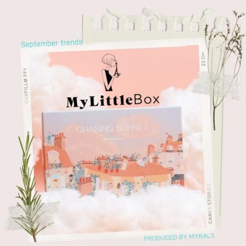 """9月のMy Little Boxは""""nat&nin""""とコラボ!美白スキンケアアイテムもIN!"""