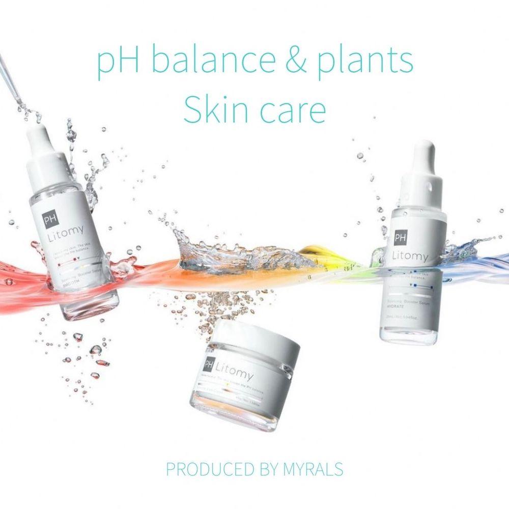 pHバランスと植物に着目!新発想スキンケアブランド「Litomy(リトミー)」って?