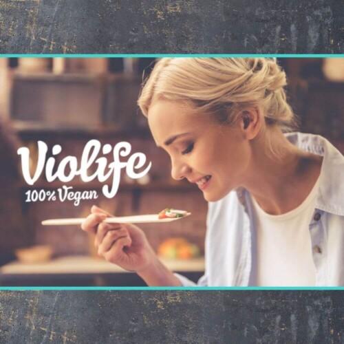 植物生まれの100%ビーガンブランド「Violife(ビオライフ)」が日本初上陸!
